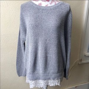 UO Pins And Needles Sweater S